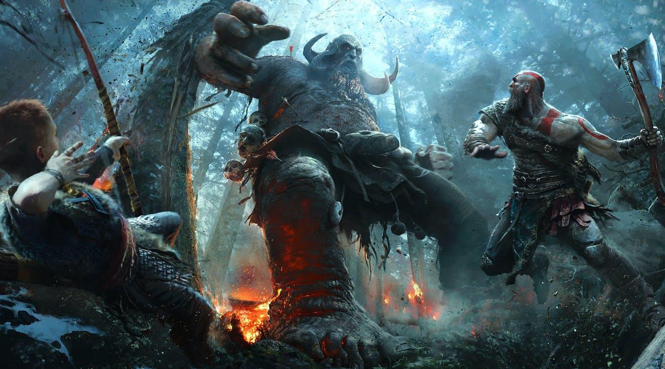 'God of War'