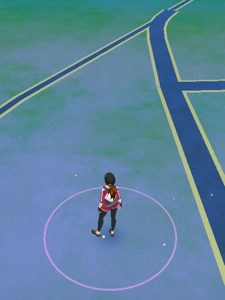 pokemon go rural