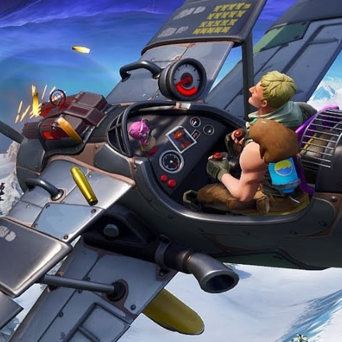 Fortnite X 4 Stormwing Plane Timed Trials How To Complete The - fortnite x 4 stormwing plane timed trials how to complete the challenge inverse