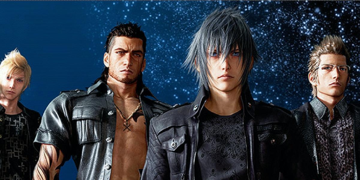 'Final Fantasy XV'