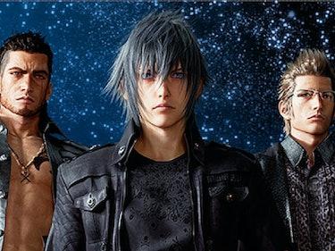 'Final Fantasy XV' Still Has a Long Way to Go