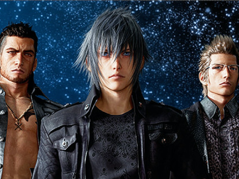 'Final Fantasy XV' Still Has a Long Way to Go