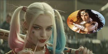 'Suicide Squad','Wonder Woman'