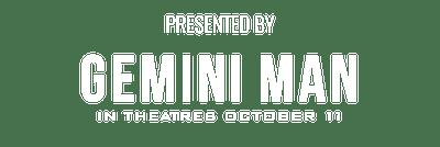 Gemini Man Logo