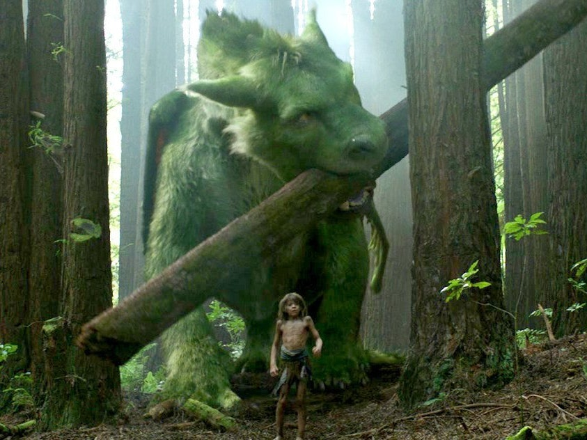'Pete's Dragon' is David Lowery's Coming Out Party