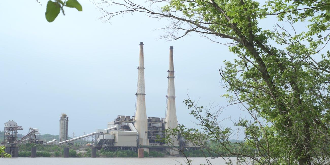 The air in Louisville got a lot better