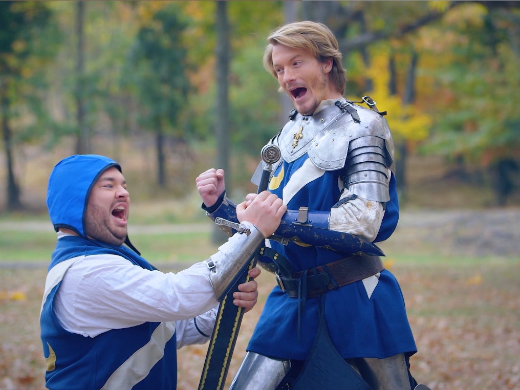 'Knights of New Jersey' Is 'The Office' But at a Renaissance Festival