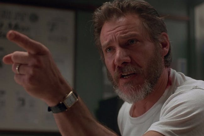 We mostly just want to see Ford with a scraggly beard again.