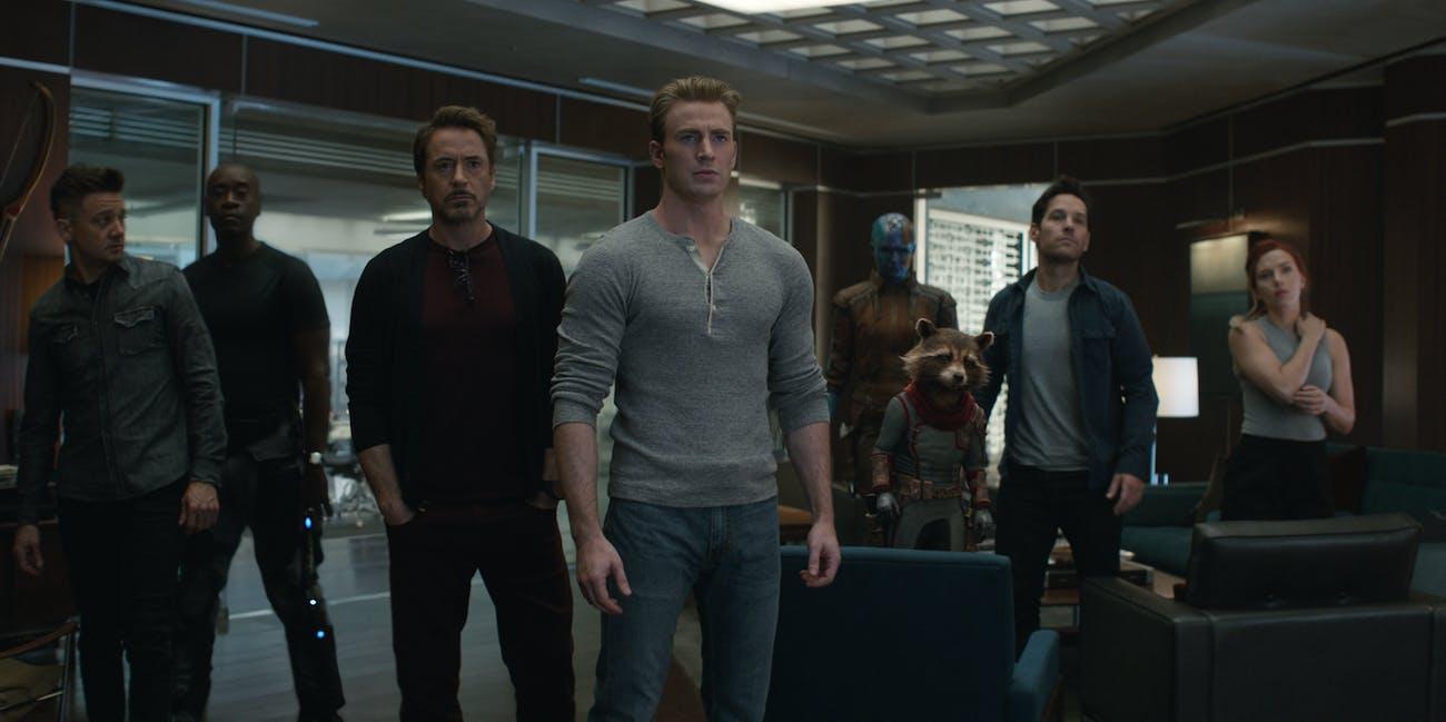 Avengers Endgame Marvel Movies