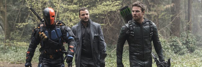 Arrow Deathstroke Season 6