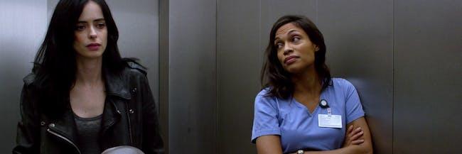 Rosario Dawson as Claire Temple in Netflix's 'Jessica Jones.'