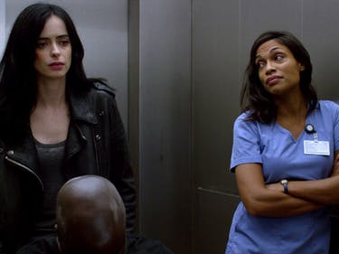 Rosario Dawson's Claire Temple Won't Be in a Netflix Marvel Show