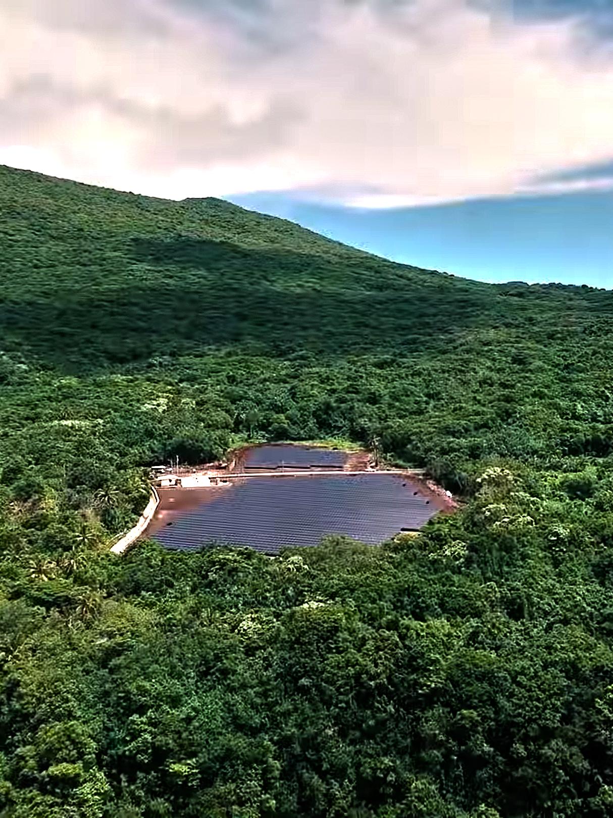 Ta'u island American Samoa Tesla SolarCity