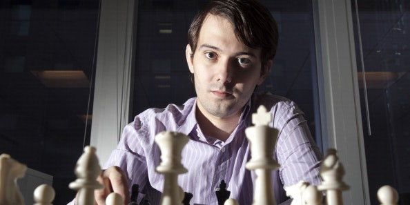 Pharma Bad Boy Martin Shkreli Bought Wu-Tang Clan's 'Once Upon a Time in Shaolin'