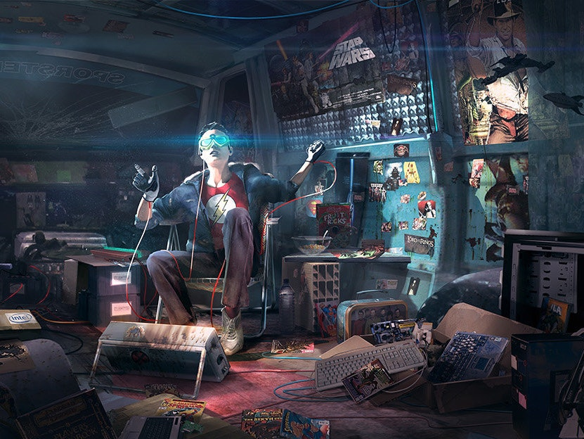 'Ready Player One' is Full of Stephen Spielberg References