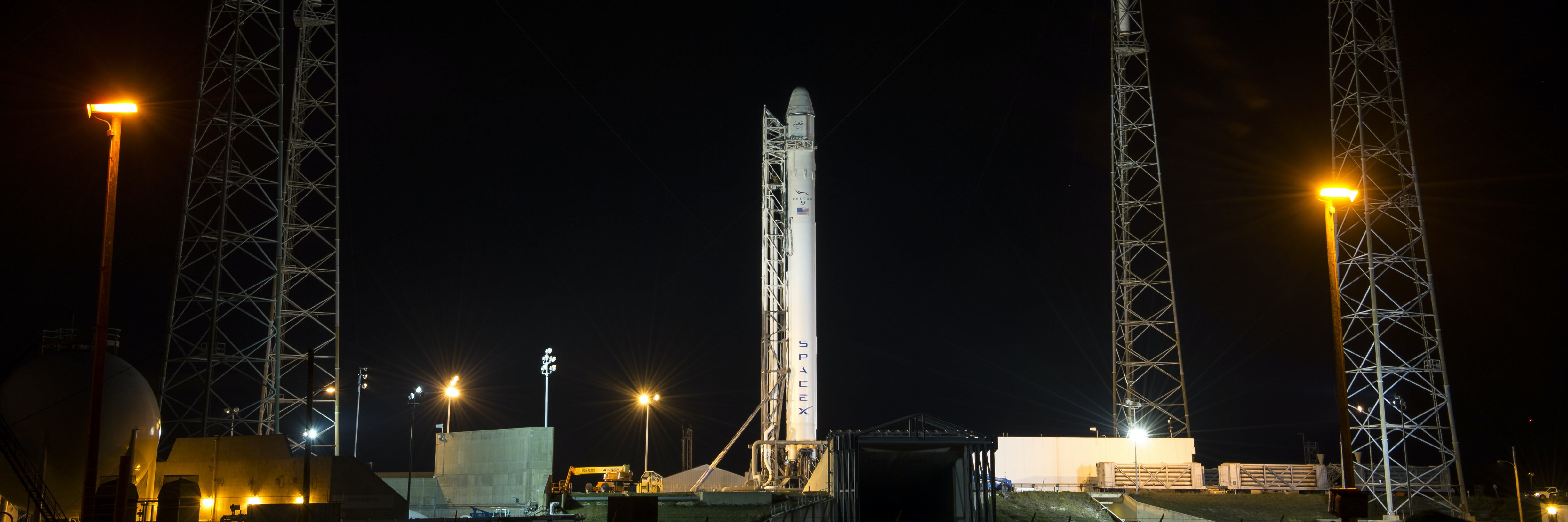 SpaceX may be ready to launch supplies to the International Space Station for NASA as soon as Saturday.