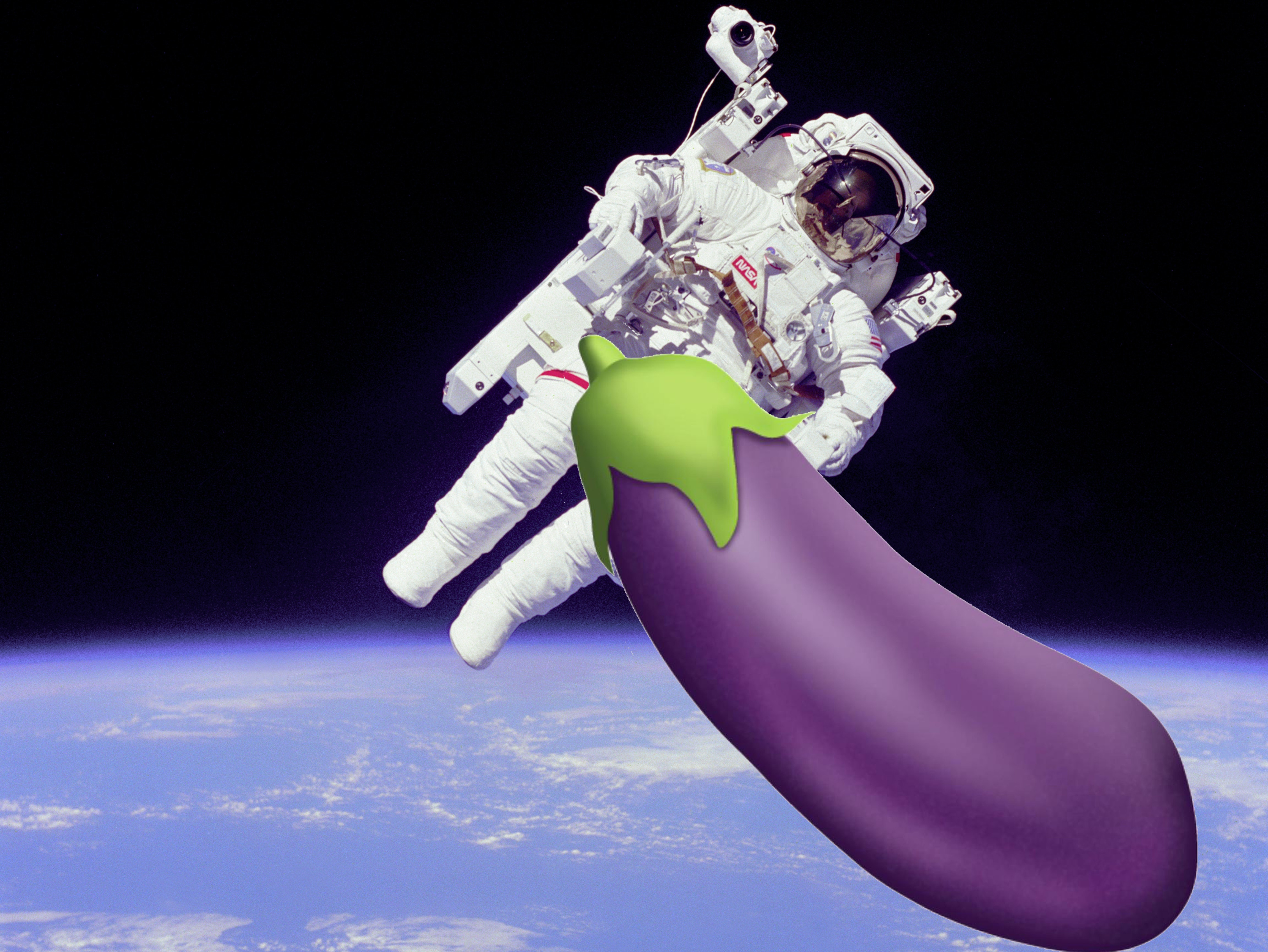 What Happens to Dicks in Space?