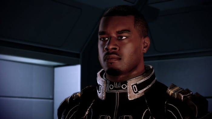 Jacob is a more close-quarters soldier than a powerful Biotic.