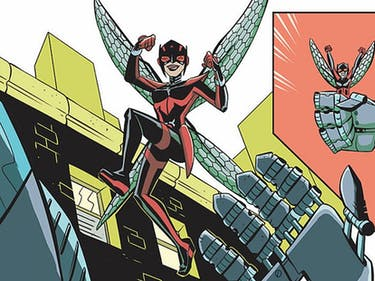 Meet the Real-Life Paleontologist Profiled In Marvel's New 'Wasp' Series