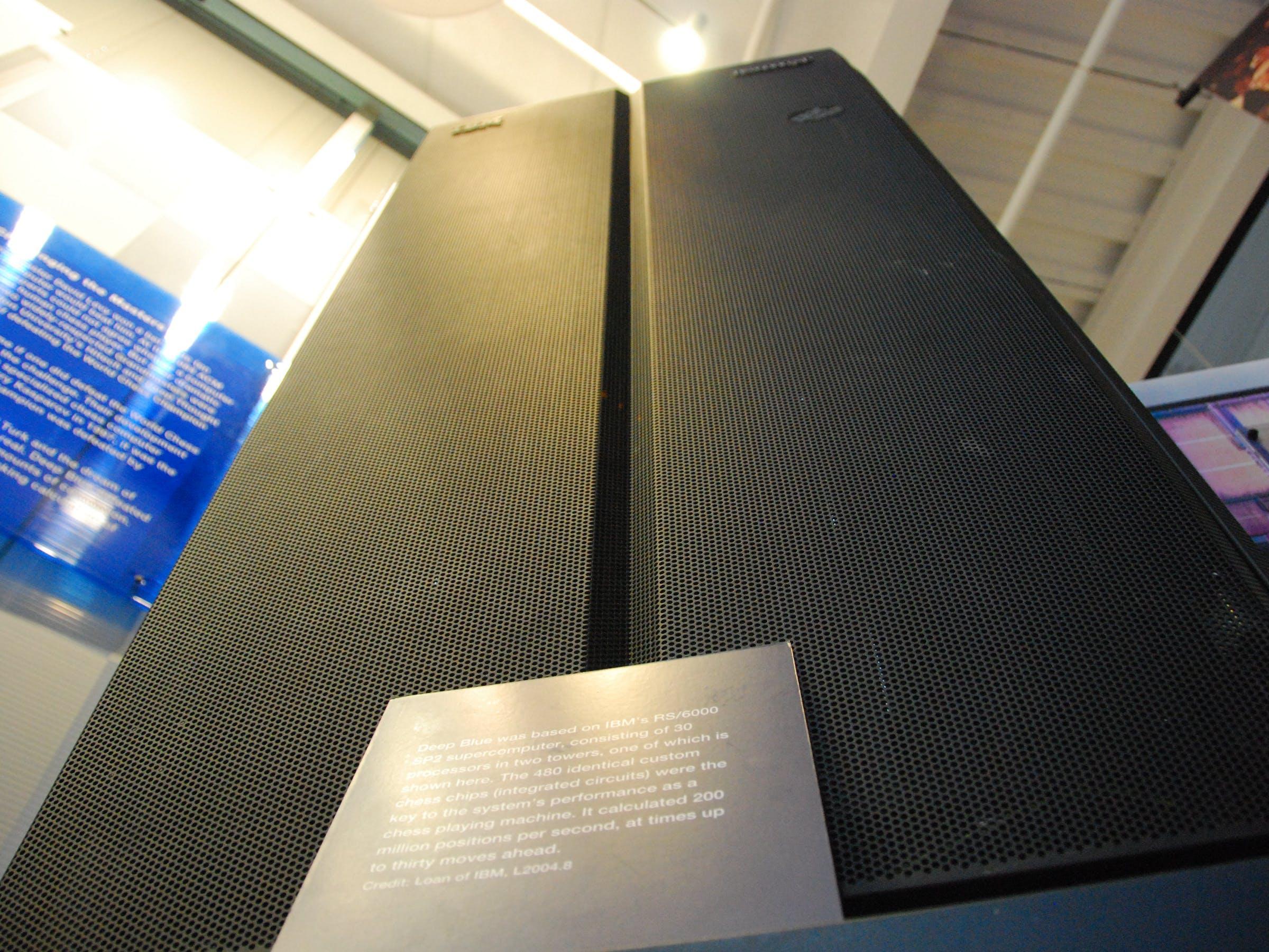 IBM Deep Blue