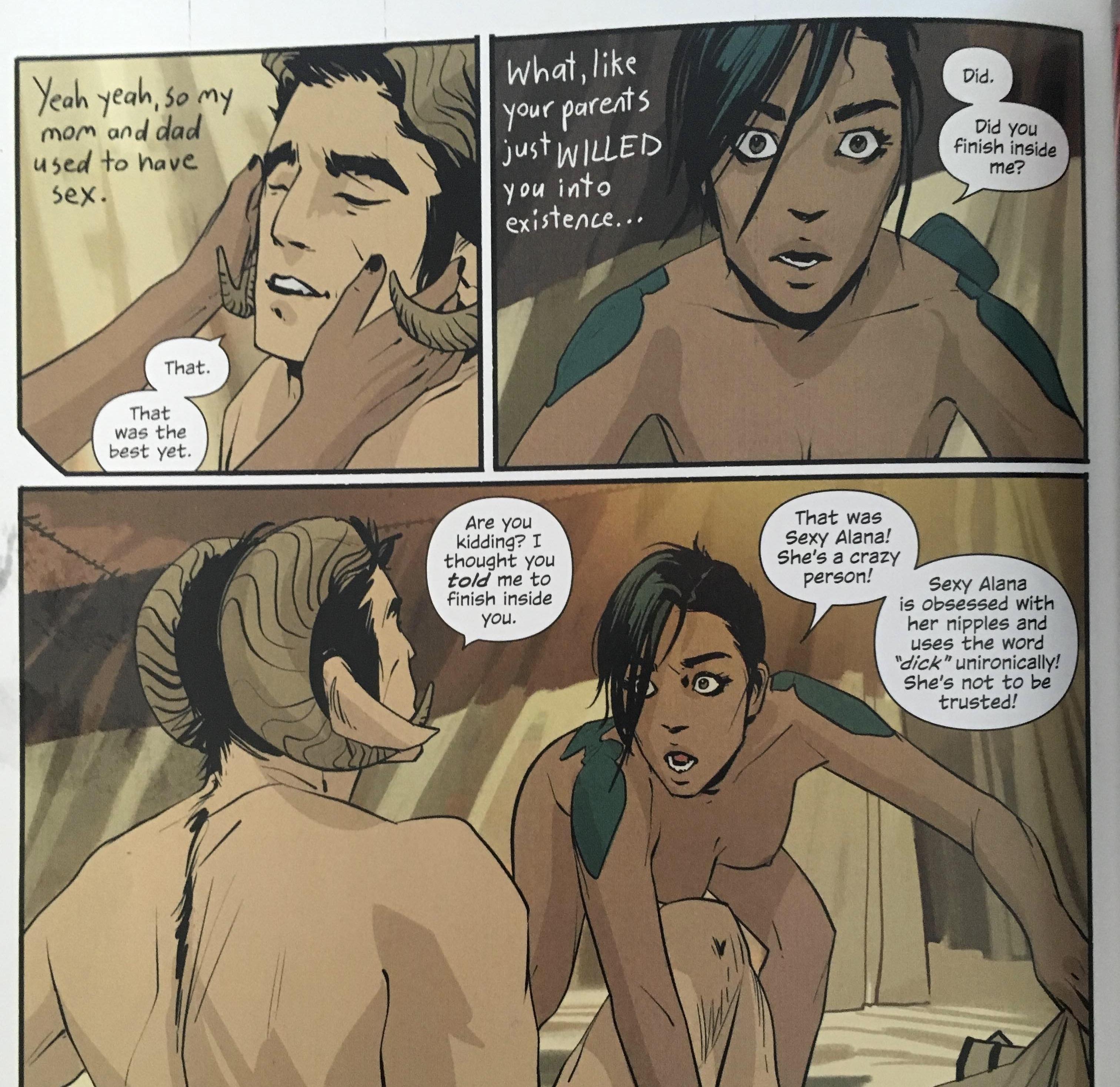 tegneserie sex scener