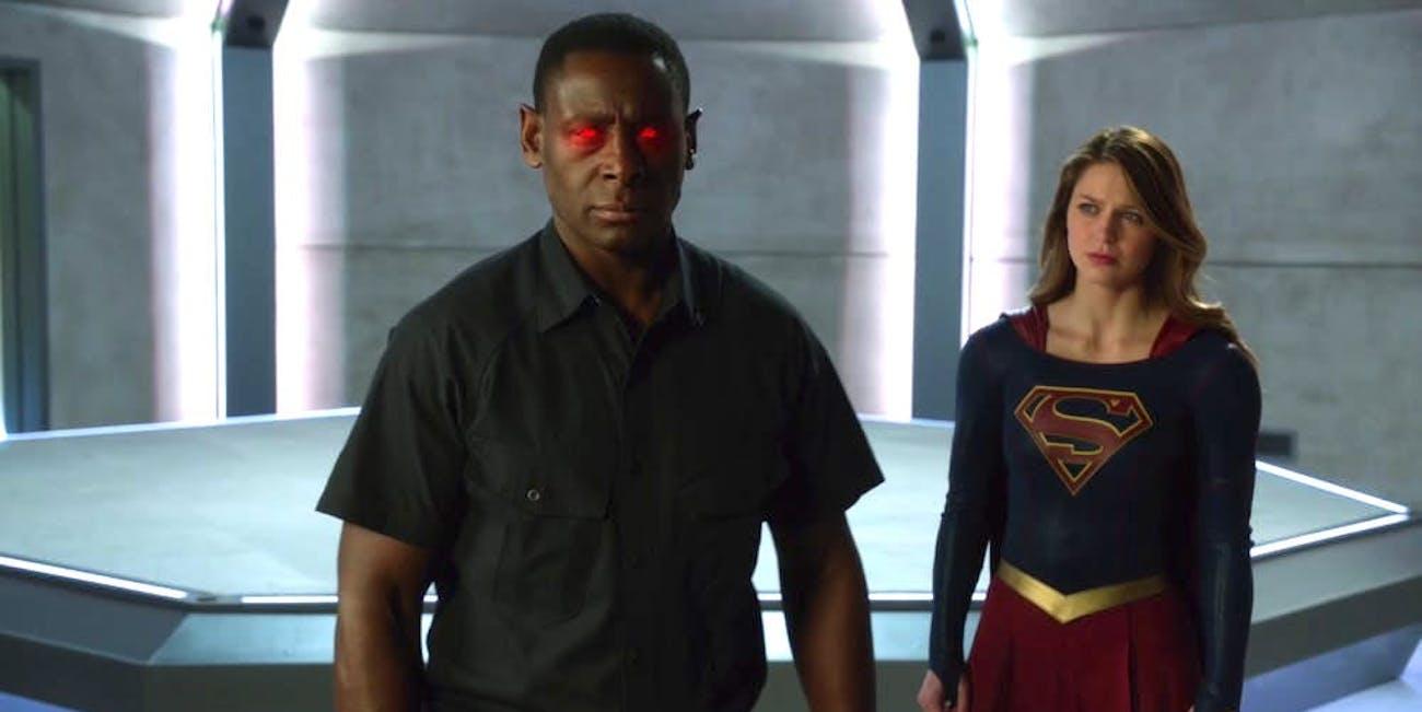 supergirl saison 3 episode 14 streaming
