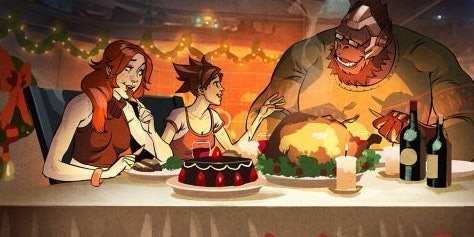 Watch the 'Overwatch' Tracer Reveal in the Animated Comics