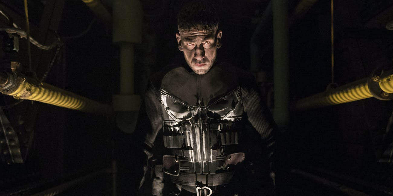 The Punisher Netflix November