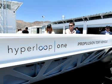 Hyperloop One Announces World's First Hyperloop Manufacturing Plant