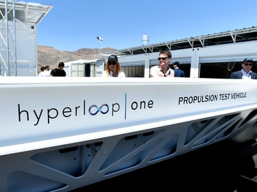 Hyperloop One Announces World's First Hyperloop Manufacturing Plant