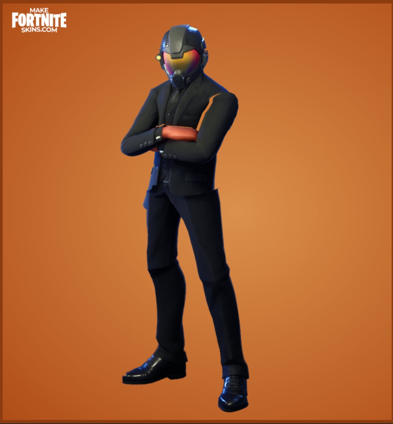 Customized Fortnite Skin