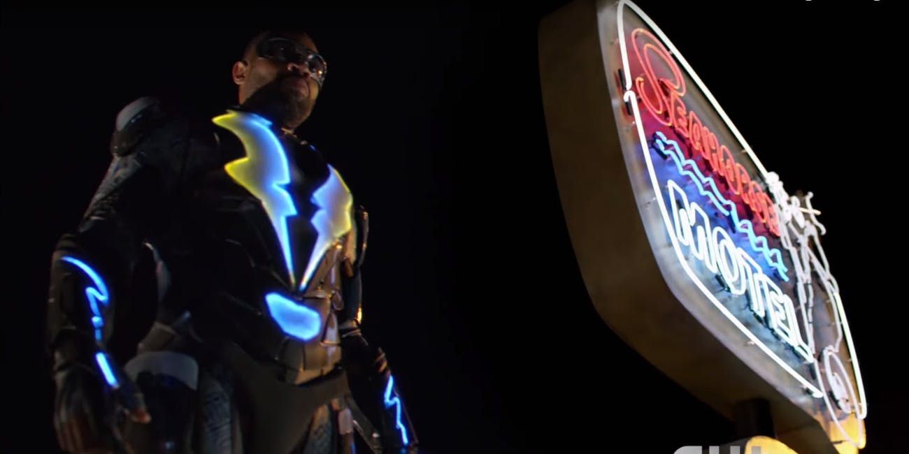 Black Lightning The CW Trailer