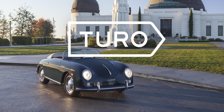 A classic Porsche.