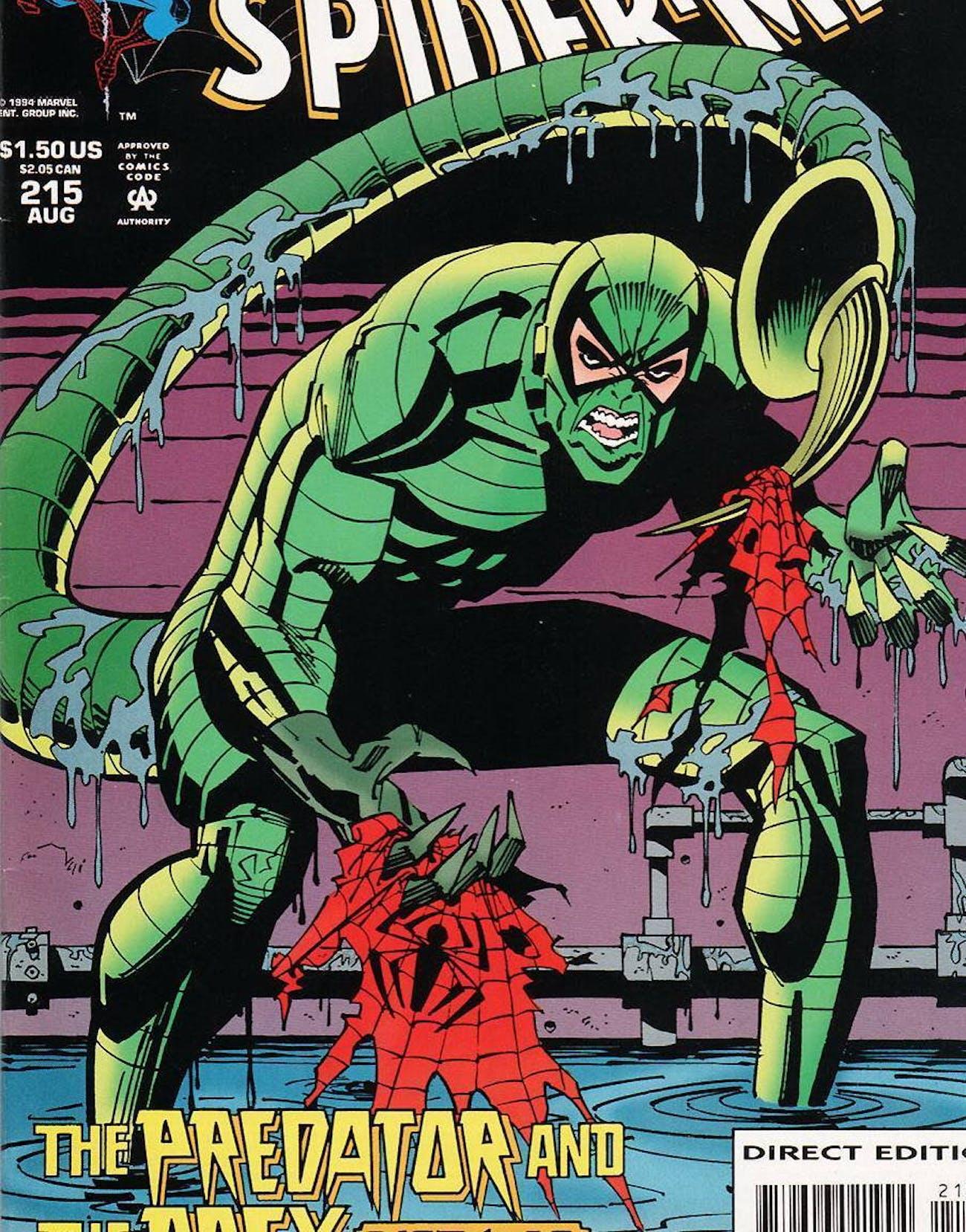 Spider-Man Homecoming Scorpion