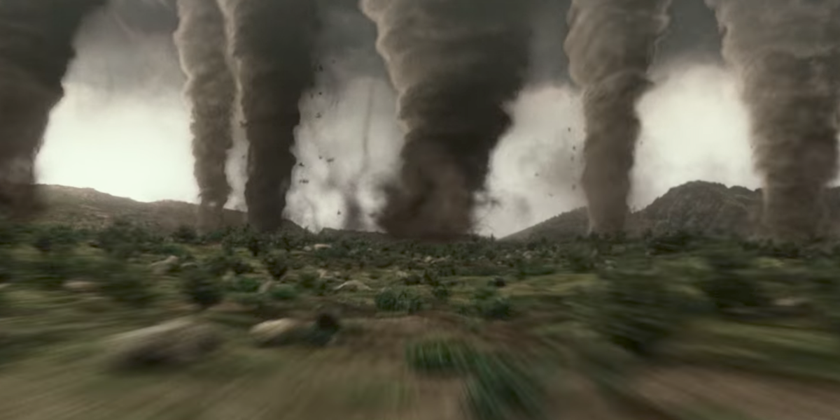 New Geostorm Trailer Shows Weather Modification Tech