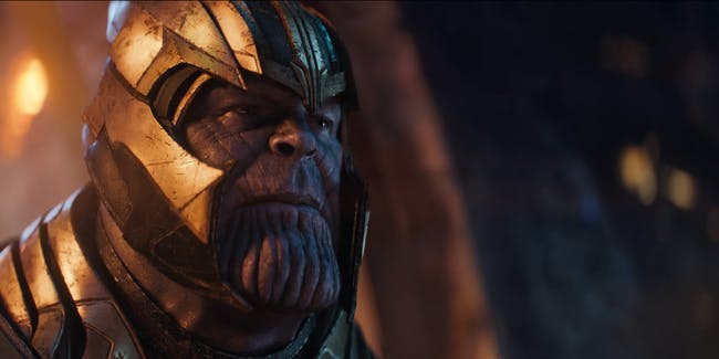 Thanos will never be the same in 'Avengers 4'.