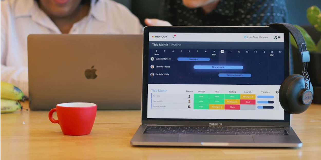 Why monday.com Is the Universal Team Management Tool for Your Team