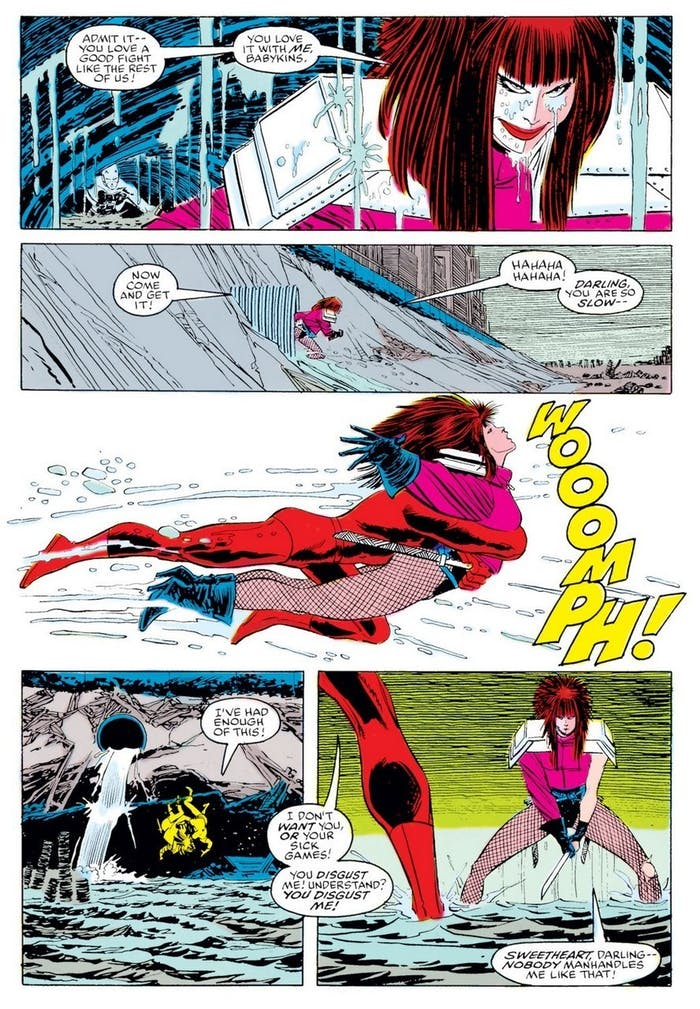 Daredevil Typhoid Mary