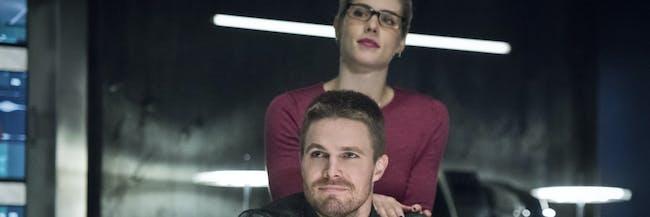 Arrow Felicity Olicity