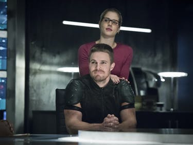 Arrow Felicity Olicity