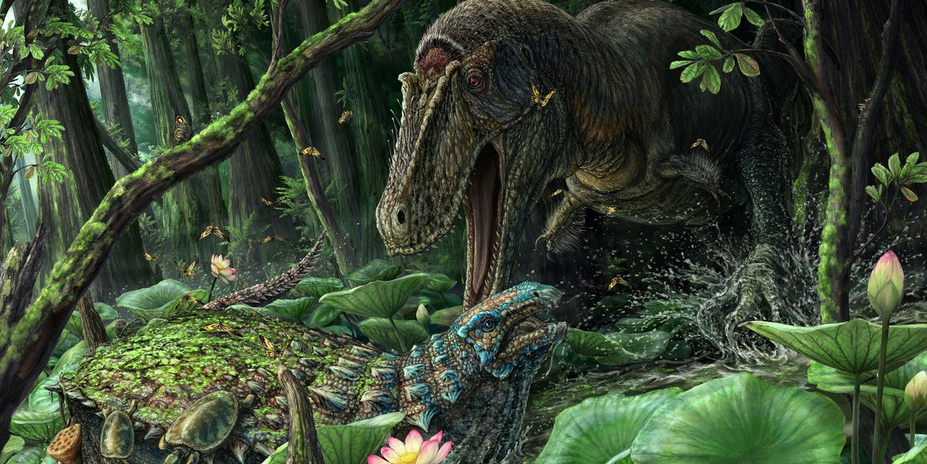Dynamoterror, dinosaur