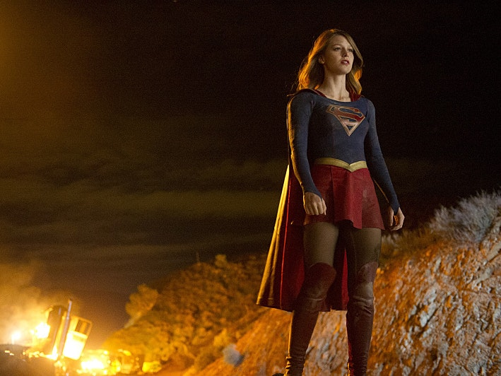 'Supergirl' Producers Want You to Not Care About Superman