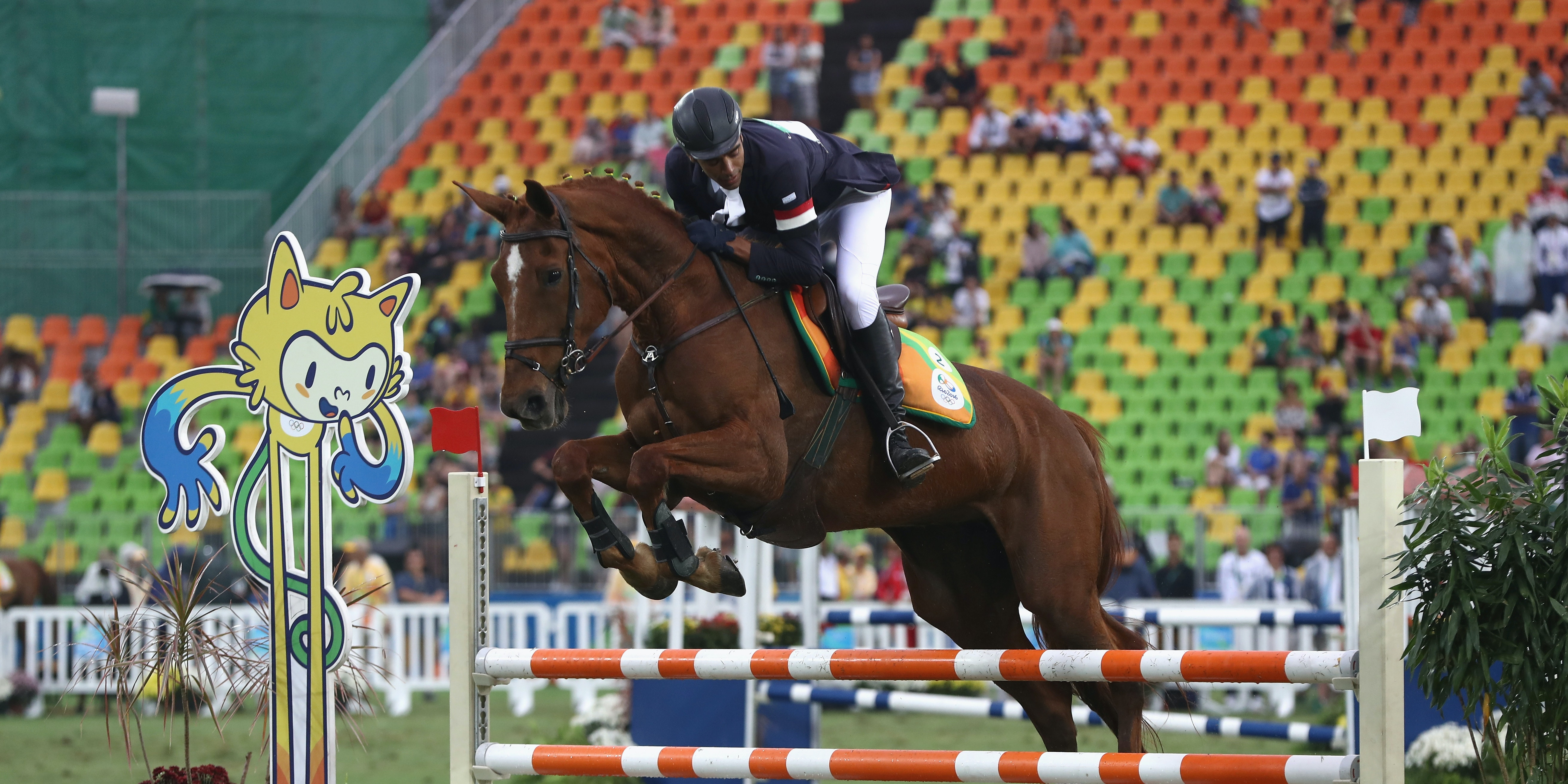 No cloned horses appeared at the Rio Olympics, though they're now permitted.