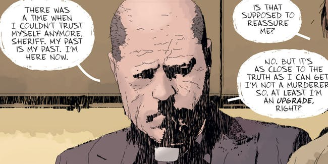 Gideon Falls Father Wilfred