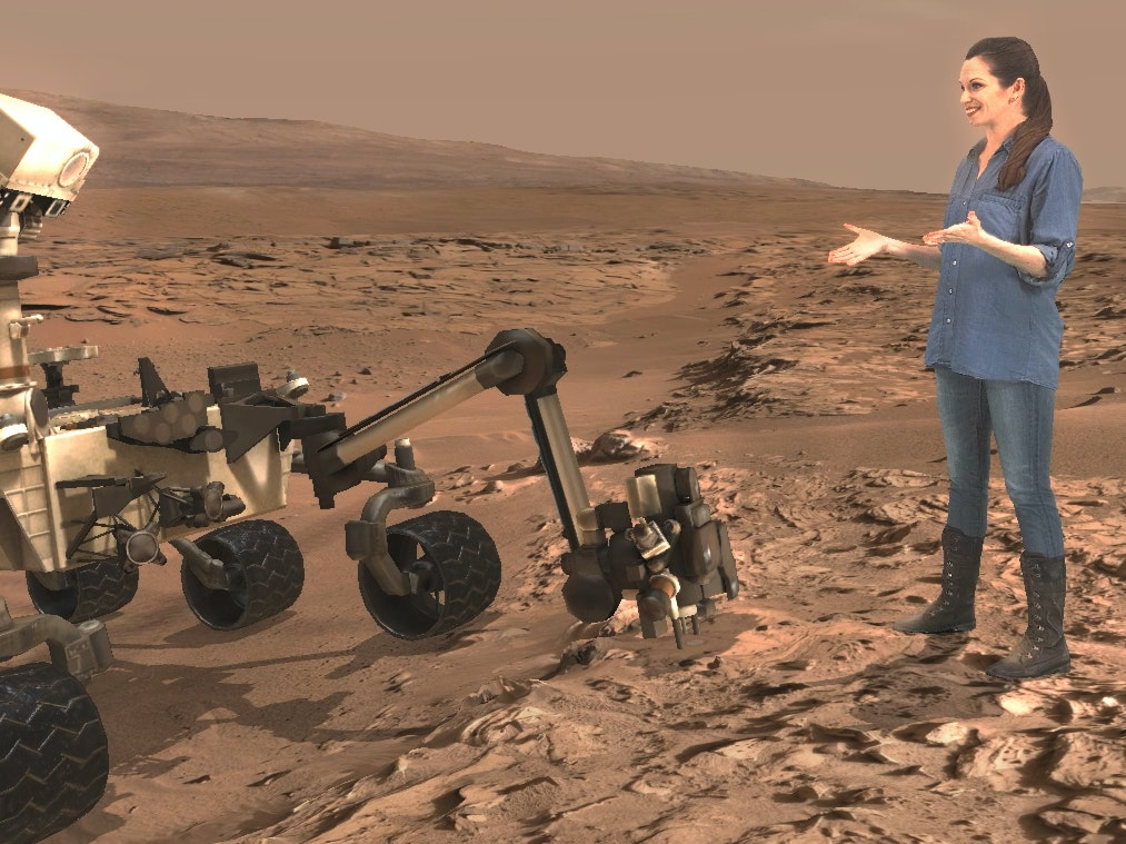 Head to Florida if You Want to Visit Mars (in Augmented Reality)