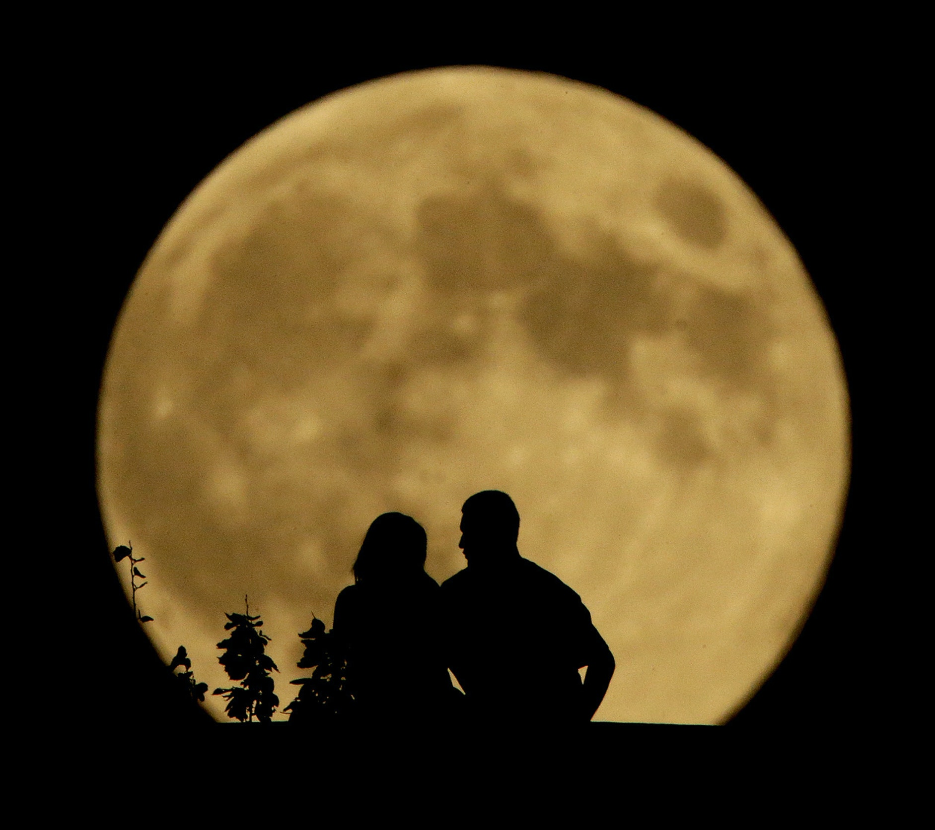 Get out there and enjoy this supermoon!