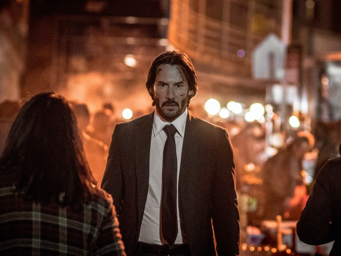 What Will Happen in 'John Wick 2', Based Solely on These New Photos