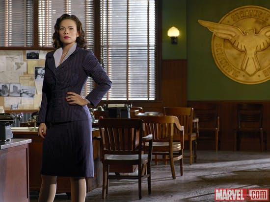 How Science Consultants Make 'Agent Carter' Look And Sound Scientifically Accurate