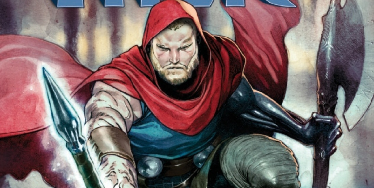 Without Mjölnir, Unworthy Thor Gets Drunk, Fights Space Orcs