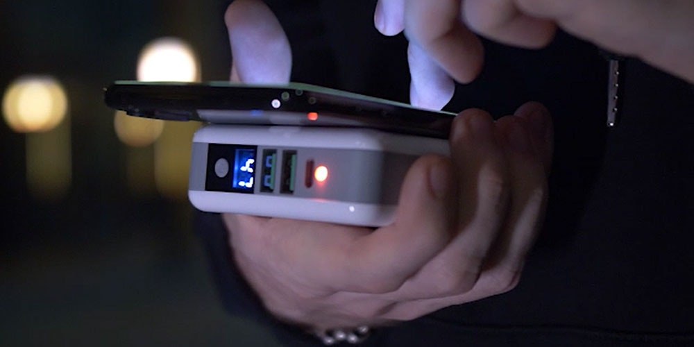 This Can Charge Your Devices Anywhere in the Whole World